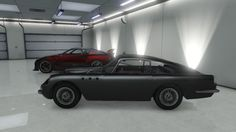 San Andreas DB5 GTA V My Garage