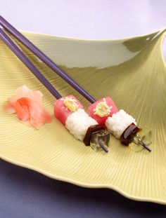 Get charged up and ready for the game with Chef Jonathan Hale's recipe for Deconstructed Sushi! #SanDiegoChargers