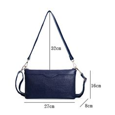 New-Ladies-Leather-Crocodile-Texture-Evening-Purse-Crossbody-Shoulder-Bag-Wallet Source by sightnsoundz and purses crossbody Popular Purses, Trendy Purses, Popular Handbags, Cheap Purses, Unique Purses, Cheap Bags, Cute Purses, Purses Boho, Fashion Handbags