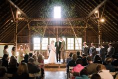 Wedding at the Skinner Barn in Waitsfield, Vermont