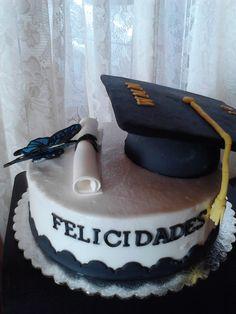 Pastel para graduacion