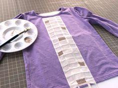 How to Make a DIY Freezer Paper Stencil >> http://blog.diynetwork.com/maderemade/2014/01/14/diy-freezer-paper-stencils/?soc=pinterest