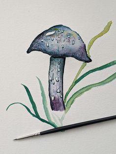 Friday Favorites - Painting in watercolors   Finding Silver Pennies #skillshare #favoritethings #watercolor Templates Printable Free, Printable Art, Free Printables, Coastal Style, Coastal Decor, Fun And Easy Diys, Decor Crafts, Diy Crafts, Watercolour Tutorials