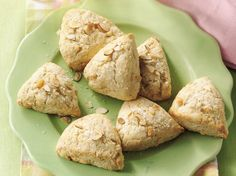 scones made with almond paste. These are begging for amaretto-soaked cherries and chocolate chips.