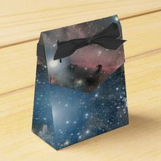Galaxy Party Favor Boxes