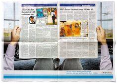 Guerrilla Marketing – Creative Attention Seeking #3 - Fairfax