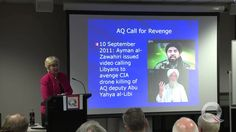 """2016  VIDEO  Clare Lopez at the Q Society event in Sydney on the evening of 5 September 2014. Her topic is """"Jihad Resurgent: Islamic Challenge, Western Response""""."""