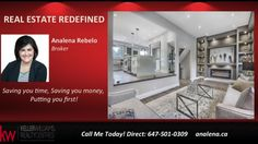 Homes in Aurora  https://gp1pro.com/Canada/ON/Aurora/Aurora_Highlands/65_Poplar_Cres.html  Homes in Aurora.** Call ANALENA at 647-501-0309. Stunning 4 Bedroom 3 Bathroom Condo Semi featuring 2100 sq ft. of luxuriously renovated space! Gleaming hardwood floors throughout. Open concept kitchen with centre island, quartz counters, custom glass display cabinetry & walk-in pantry. Master bedroom boasting 4pc ensuite. Ideally situated in the heart of Aurora, close to schools, shopping and all…