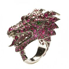 Ring by Henri J. Sillam