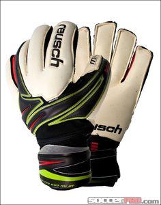 Reusch Argos Pro Duo M1 Ortho-Tec Goalkeeper Gloves - Black with White...$143.99