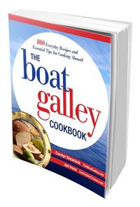 The Boat Galley Cookbook The one comprehensive galley reference needed aboard every cruising boat – more than 800 everyday recipes and helpful tips! Sailing Books, Boat Food, Everyday Food, Helpful Hints, Food To Make, Virgin Islands, Scuba Diving, Cooking, Tips