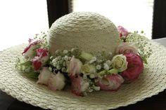 Cappello di sposa, stile country | Be Wedding