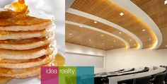 WoodWorks® Concealed Perforated ceiling panels  http://www.armstrong.com/commceilingsna/article62098.html