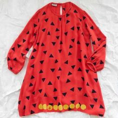Bobo Choses triangle dress | Thumbeline