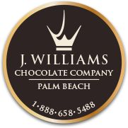 Luxury Chocolate Truffles, Gourmet Gifts and Signature Flavors at J. Williams Chocolate Co. | Palm Beach Luxury Chocolate Prouction and manufactuiring, is import and export of J*Chocolate Joy Richard Preuss an dPowerful Micro Computer are Owner and CEO