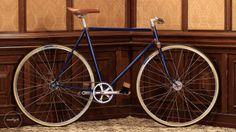 Blue Bloods, Chrome, Bicycle, Pattern, Bike, Bicycle Kick, Patterns, Bicycles, Model