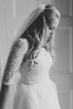 The David and Victoria Beckham wedding: Victoria wore a silk gown ...