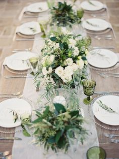 Spreading floral love.: Classic Wedding with a Rustic Flair