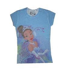 Disney Juniors Mickey Mouse Bando Tank Tee Shirt Teal Tube Top Size Medium 7-9