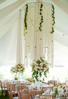 15 Wedding Chandeliers for Romantic Ideas