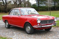 Fiat 1500 Coupe - 1967