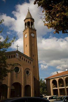 CHIESA DI SANTA MARIA. Indirizzo: Corso della Repubblica, 30. Scopri qui tutte le info: http://www.romagnadeste.it/it/2-alfonsine/i299-chiesa-di-santa-maria.htm