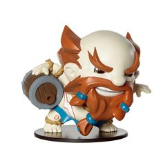 Gragas figure from LoL - Riot Merch store