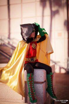 Cospley Robin Damian Wayne