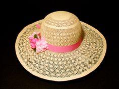 Women's Montecristi Panama Hat full Calado by Gomez Hat Company