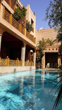 La Maison Arabe: A Luxurious, Historical Retreat in Marrakech #Morocco #Riad #Marrakech #Travel