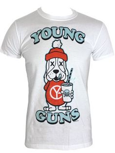 Young Guns: Official Band Merch - Buy Online at Grindstore.com: UK No 1 for Rock Fashion and Merchandise