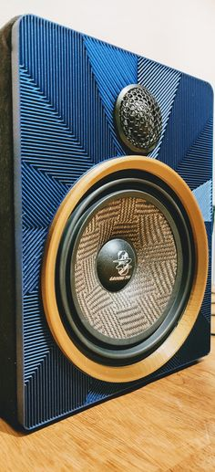 Speaker Cover by Peter Hofman #practical #prusai3