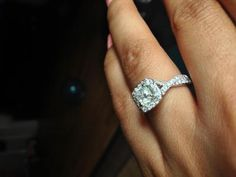 """""""I love everything about this ring the twist detail makes it even more special."""""""