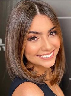 Still can't find the latest bob haircut styles to get modern look in your personality? Here you may find best ever trends of long bob hairstyles and hair colors combination. This is really best lob cuts for ladies to try on special occasions in 2020. Long Bob Haircuts, Long Bob Hairstyles, Latest Hairstyles, Lob Cut, Woman Hair, Haircut Styles, Hair Looks, Hair Trends, Color Combinations