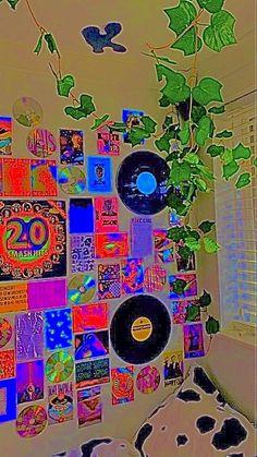 Indie Bedroom, Indie Room Decor, Cute Bedroom Decor, Aesthetic Room Decor, Room Ideas Bedroom, Aesthetic Indie, Teen Bedroom, Bedrooms, Look Wallpaper