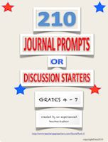 210 journal prompts or discussion starters! - Pinned by @PediaStaff – Please visit http://ht.ly/63sNt for all (hundreds of) our pediatric therapy pins
