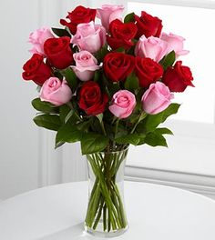 Sweet Thoughts Rose Bouquet - 18 Stems - 25% off!