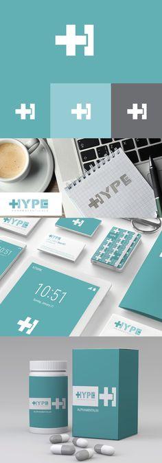 Hype logo creation