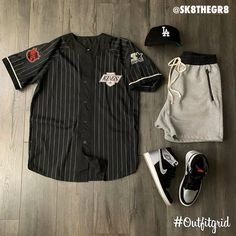 Swag Outfits Men, Nike Outfits, Trendy Outfits, Boy Outfits, Teen Boy Fashion, Men's Fashion, Fresh Outfits, Outfit Grid, Mens Clothing Styles