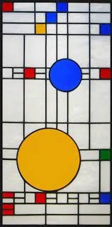 skylight abstract stained glass windows inspired by the works of frank lloyd wright custom glass design Modern Stained Glass, Stained Glass Designs, Stained Glass Panels, Stained Glass Projects, Stained Glass Patterns, Leaded Glass, Stained Glass Art, Mosaic Glass, Bauhaus
