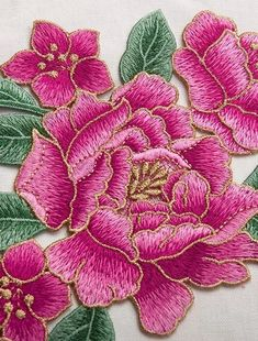 Full Bloom Peony patch Flower patch sew on patch embroidered patch applique  Size : 16 cm X 39.5 cm    Quantity : 1 patch