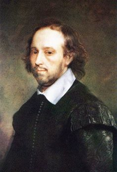 William Shakespeare--'Nuff Said! Poetry Shakespeare, William Shakespeare Sonnets, Shakespeare Portrait, A Dance With Dragons, English Writers, World Literature, Richard Iii, Influential People, Motivation Success