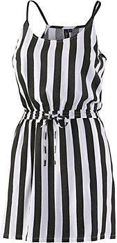 BLEND Trägerkleid Damen schwarz/weiß im Online Shop von SportScheck kaufen