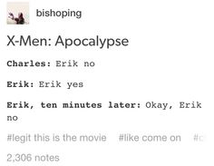 X-men: Apocalypse-a summary