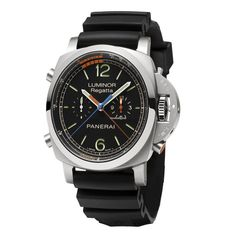 Panerai [NEW] PAM 526 Luminor 1950 Regatta Chrono Flyback Automatic (Retail:HK$133,500) - Awesome CNY Discount to:- HK$ 103,800.