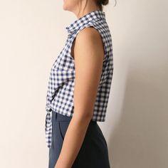 NADINE Shirt - République du Chiffon