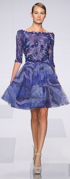 TONY WARD  COUTURE  FALL-WINTER 2013-2014