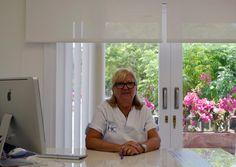 Consulta de fertilidad HC Fertility_ Fiona Foddai, coordinadora de paciente. / Fiona Foddai Patient Coordinator at HC Fertility - Marbella -Costadelsol