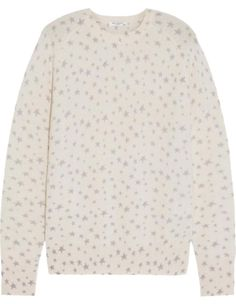 Equipment Sloane Print Cashmere Sweater. Free shipping and guaranteed authenticity on Equipment Sloane Print Cashmere SweaterSuper cute, oversized ivory cashmere sweater with ...