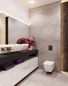 Trendi színek a fürdőben